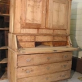Buffet-commode cerisier